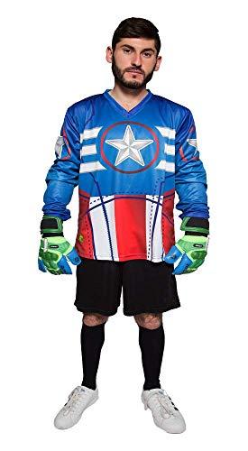 Geko Sports El Captain Goalkeeper Jersey