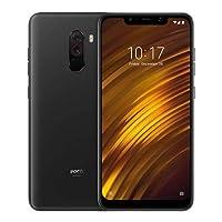 """Xiaomi Pocophone F1 - Smartphone Dual SIM de 6.18"""" (4G, Qualcomm Snapdragon 845 2.8 GHz, RAM de 6 GB, Memoria de 128 GB, cámara Dual, Android) Color Gris [Versión Española]"""