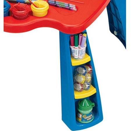 Crayola Creativity Play Station Desk Amp Chair Set