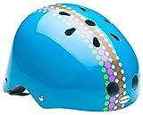 Schwinn Adult women's Hardshell Helmet, Blue Pattern