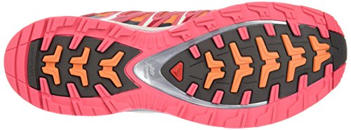 Salomon XA Pro 3D Gtx, Zapatillas de Trail Running para Mujer Naranja (Orange Feeling / Light Grey - / Madder)