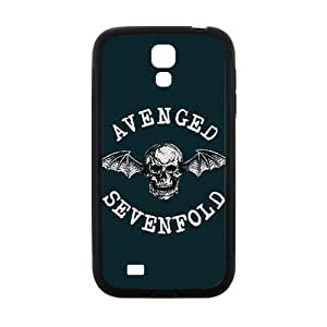 Cool painting Avenged Sevenfold Fashion Comstom Plastic case cover For Samsung Galaxy S4