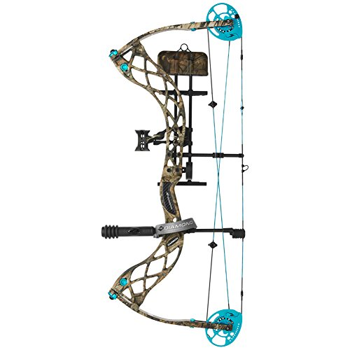 Diamond Archery Carbon Knockout 40 lb Right Hand Mossy Oak Breakup Country