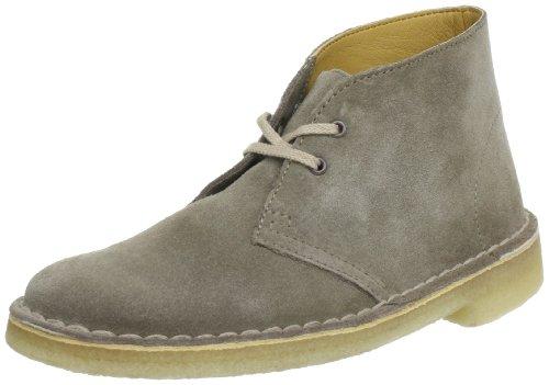 Clarks Desert Boot 00103 Damen Desert Boots Grün (Pale Green)