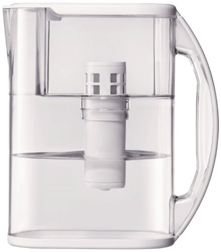 CP207-WT type large-type water purifier pot CLEANSUI Rayon (Japan Import)