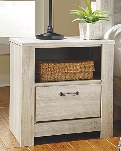 home, kitchen, furniture, bedroom furniture,  nightstands 6 picture Signature Design by Ashley Bellaby dressers, Whitewash in USA