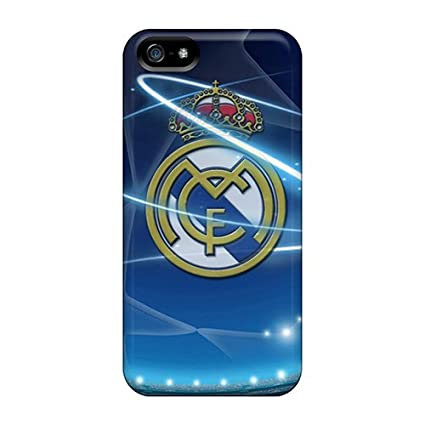 Amazon.com: Defender Case With Nice Appearance (real Madrid ...