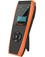 Temtop LKC-1000S+ Air Quality Detector Professional Formaldehyde Monitor Detector with HCHO/PM2.5/PM10/TVOC Accurate Testing