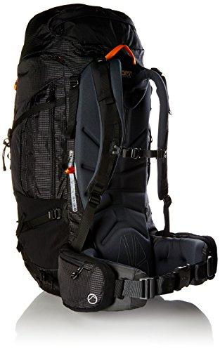 Lowe Alpine Mochila de Trekking Adulto, 75:100, Color Negro, Talla única.: Amazon.es: Deportes y aire libre
