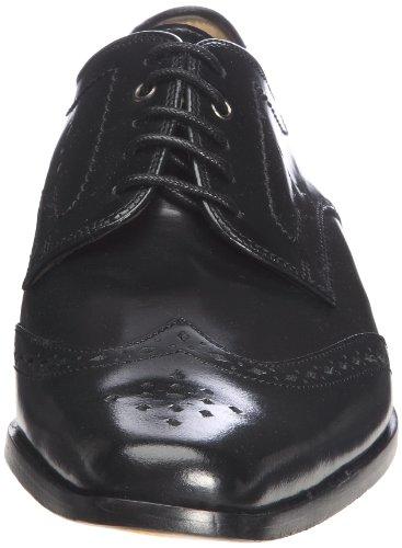 Hamilton Smith basses 3 homme Melvin Black amp; Chaussures Noir x7wzqqpf