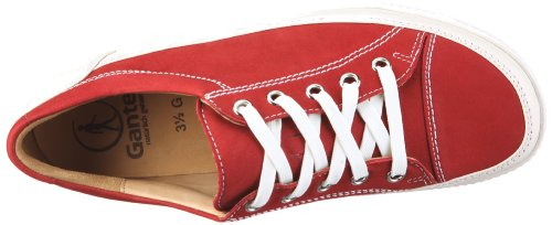 Ganter Giulietta, Weite G 1-204112-1904 - Zapatillas para mujer Rojo