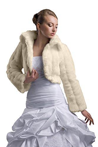 Nina Mujer Chaquetas E20 Brautmoden Marfil Blanco rtw4rq