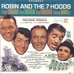 Frank Sinatra's Robin & The Seven Hoods Gold CD edition (2000) Audio CD (Robin And The Seven Hoods Frank Sinatra)