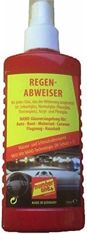 Number One Regenabweiser Mit Nano Technologie 200 Ml Sprühkopf Auto