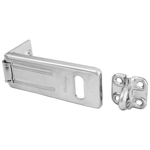 Master Lock 703D 3-1/2'' Security Hasps 2 Pack