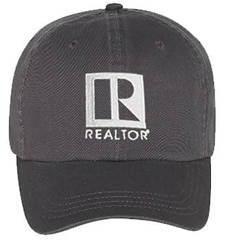 4ef6a8ca3 Calendars & More, Inc. Realtor Logo Cap