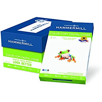 Amazon Com Hammermill Paper Color Copy Digital Cover