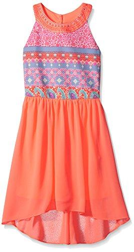 high low bodice dress - 5