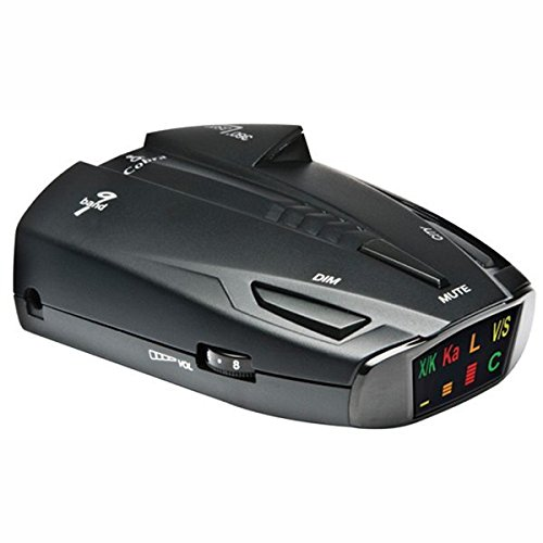 Cobra ESD7570 9-Band Performance Radar/Laser Detector with 3