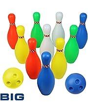 Jeu de quilles 10 Bowling Set et 2 Balles