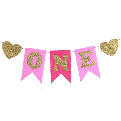 1st Birthday Party Decorations Pack