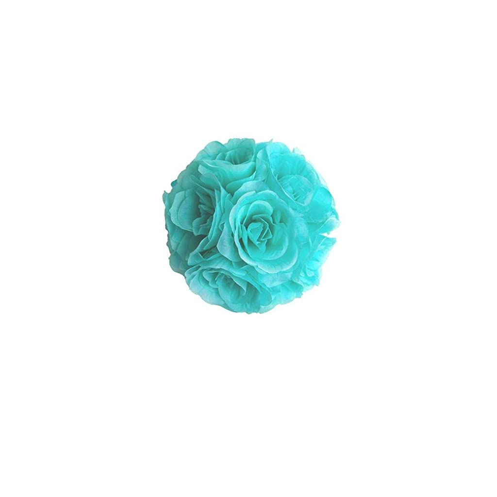 Craft-And-Party-Flower-Rose-Pomander-Kissing-Ball-for-Wedding-Party-Decoration