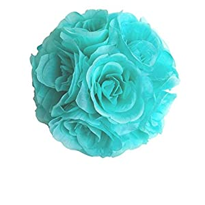 Craft And Party Flower Rose Pomander Kissing Ball for Wedding Party Decoration 14