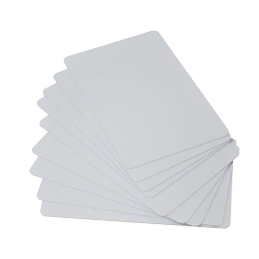 25 Pack CR80 Chip Card ntag215 nfc Cards Blank White PVC ISO Cards RFID Access Control