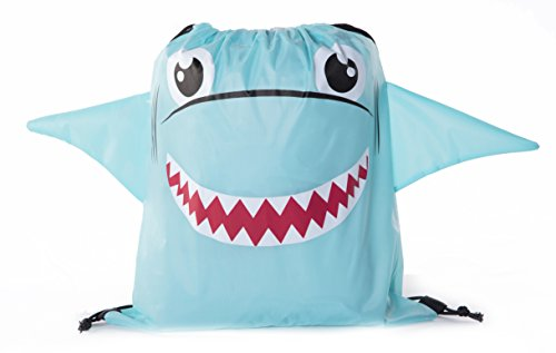 Party Favor Bags for Kids | Animal Drawstring Backpacks, Goodie Bags for Birthday Parties and More By Mato & Hash ()