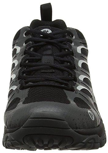 Merrell Men's Moab Edge Waterproof Hiking Shoe Black free shipping from china VKmtMKsvJ9