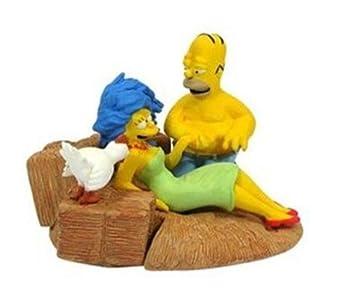 Figurine Géante Marge Les Simpson  Décorations Les Figurines Géantes Le