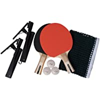 DUNLOP AC Rage Champ 2 Player Net & Post Set - Kit de Ping Pong