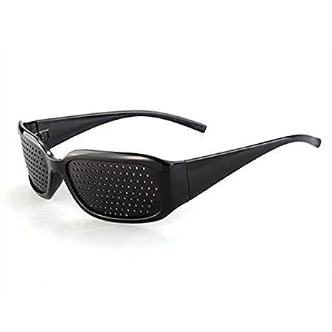 Gafas negras Reticulares con Agujeros