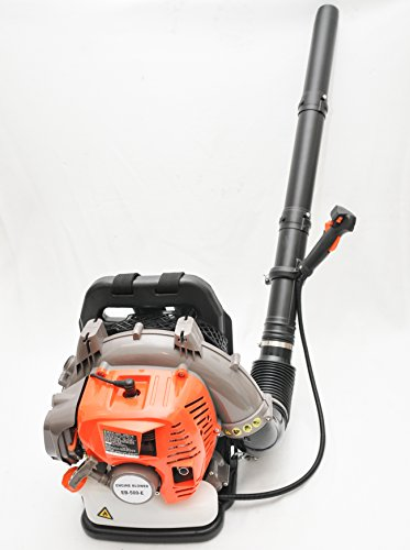 Tool Tuff 2.3 hp High Performance Gas Powered Back Pack Leaf Blower 2-Stroke, NEW! by Tool Tuff