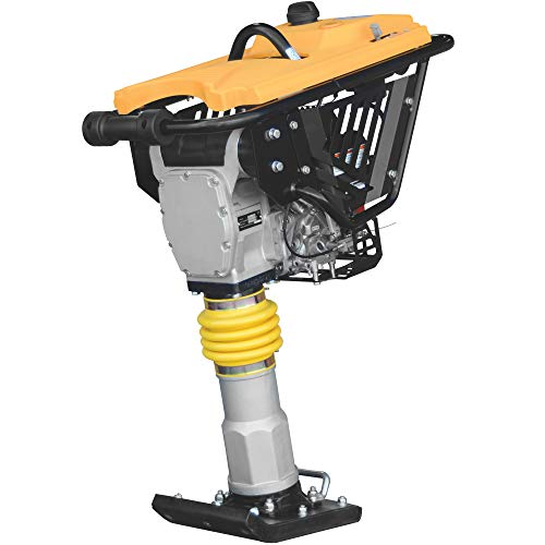 (JUMPING JACK 4-cycle Tamping Rammer for Asphalt and Cohesive Soil w/ 3 HP Honda GX100 Engine)