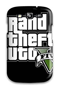 Durable Protector Case Cover With Gta V Hot Design For Galaxy S3 by lolosakes