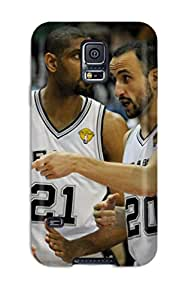 Jimmy E Aguirre's Shop san antonio spurs basketball nba (5) NBA Sports & Colleges colorful Samsung Galaxy S5 cases 2422912K749142121