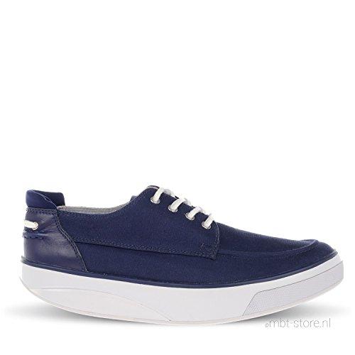 Para Azul De Zapatillas Mujer 40 Mbt Lona qtXBvfwn7