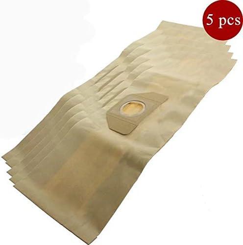 Vacío bolsa de polvo para Karcher A2206 A2231 A2251 MV3 aspiradora bolsas de vacío de repuesto para KARCHER accesorios 5pcs: Amazon.es: Hogar