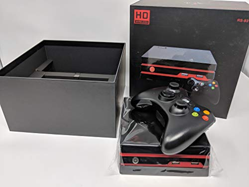 Game Console HDMI/AV 64 Bit Built-in 600 Games Support 4K for NES/SEGA/SNES/MAME Wireless Controller by Cool (Image #1)