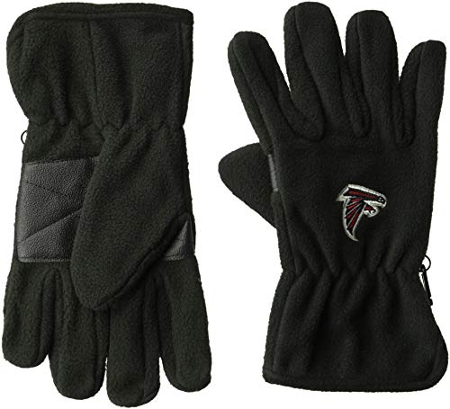 OTS NFL Atlanta Falcons Men's Fleece Glove, Legacy, Men's