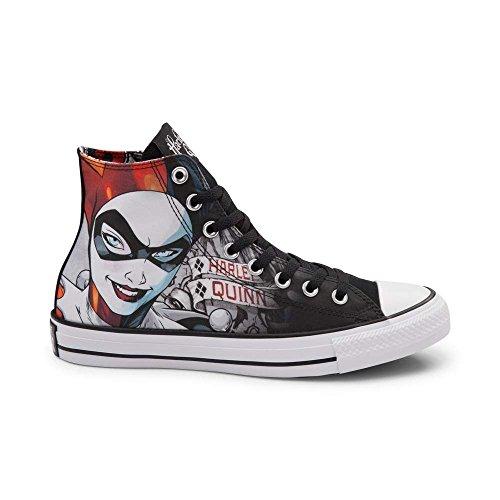 Motsatte Dc Tegneserier Chuck Taylor Alle Stjerne Joggesko Harley Quinn  9477 ...