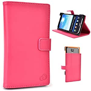 Kroo Universal HP Slate7 VoiceTab Smartphone Cover / Phablet Case with Stand