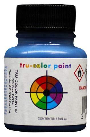 Tru-Color Paint TCP296 Long Acrylic Paint44; Island Blue ()
