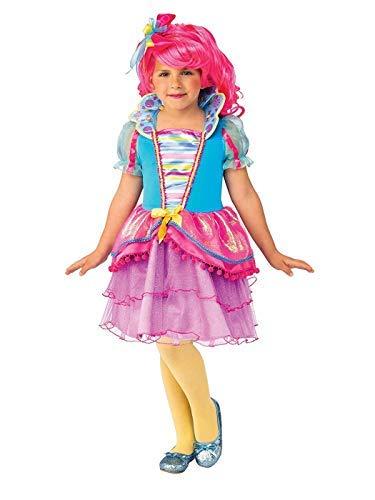 Amazon.com: Rubies Candy Queen - Disfraz infantil para niña ...