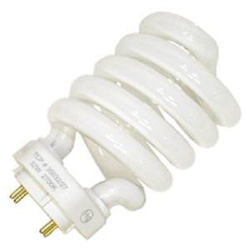 TCP 35032 CFL Spring Lamp - 150 Watt Equivalent (only 32W used!) Soft White (2700K) Spiral TCX Base Light Bulb