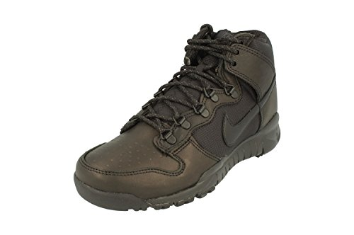 Nike Sb Dunk High Boot Mens Hi Top Trainers 536182 Sneakers Shoes (UK 6 US 6.5 EU 39, Black Black 001)