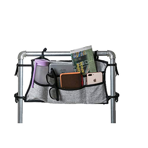 Multi-Purpose Walker Bag, Double-Sided Rollaters Organizer Pouch (HZC139-C) -  Hersent