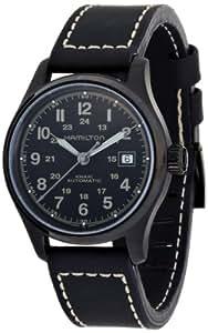 Hamilton H70585733 - Reloj Hombre automático KHAKI FIELD PVD 40mm