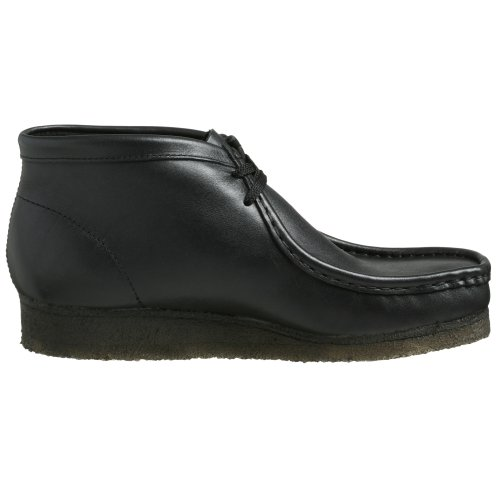 Clarks Hombres 35401 Old Black Leather